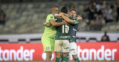 Libertadores: Gustavo Gómez y su segunda final consecutiva con el Palmeiras