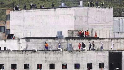 Enfrentamiento carcelario deja 24 muertos en Ecuador