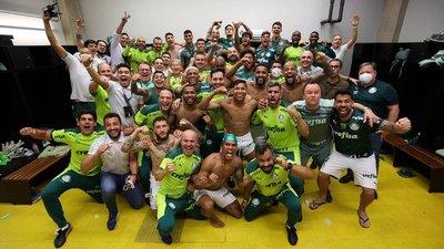 Palmeiras avanza a su segunda final de Copa Libertadores