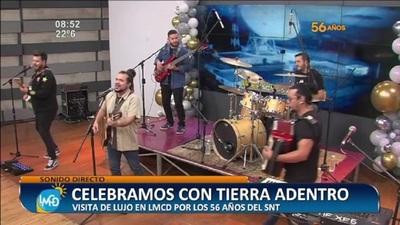 Aniversario SNT: Celebramos con 'Tierra Adentro'
