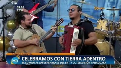 Aniversario SNT: ¡La TV paraguaya está de fiesta!