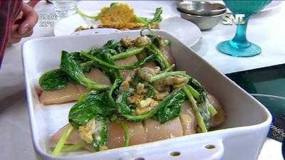 Cocina LMCD: Pechugas Kzero con puré