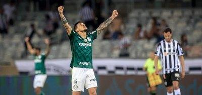 Palmeiras, cuarto equipo con más finales por detrás de Boca, Peñarol y Olimpia