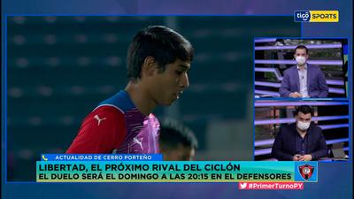 El informe de Pedro Torres sobre Cerro Porteño