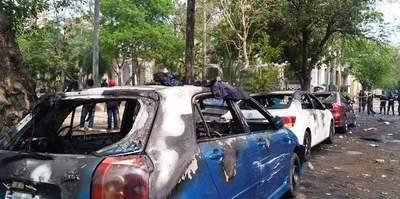 Furia en Asunción contra la Ley de invasiones •