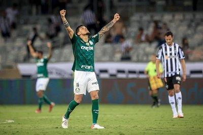 Gustavo Gómez buscará el bicampeonato de América con Palmeiras