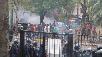 Emplazan al presidente Abdo 48 horas para vetar ley sancionada sobre invasiones