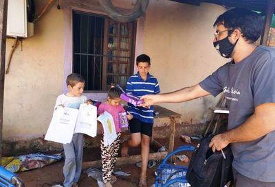 Programa Abrazo de Minna asistió en pandemia a 3.400 familias •