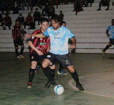La Divisional Integrada de fútbol de salón en marcha