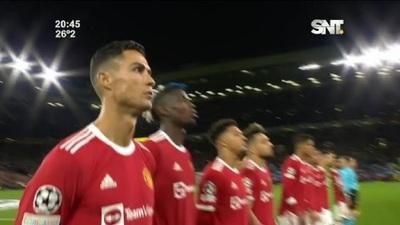 Con el sello de Cristiano Ronaldo, el Manchester gana