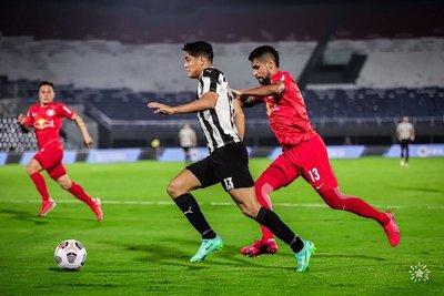 Libertad se despidió de la Copa Sudamericana