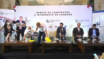 Paciello arremete contra candidato colorado por no asistir a debate