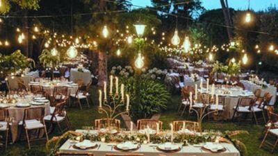 El boom de los casorios: novios prefieren hacer sus bodas en el interior