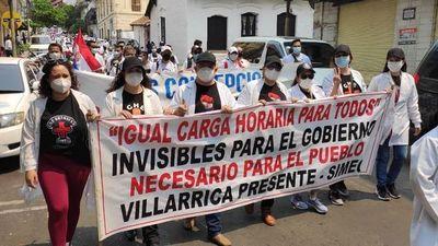 Suspensión  de cirugías por huelga preocupa  a Salud