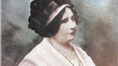 Teatro en homenaje a Serafina Dávalos