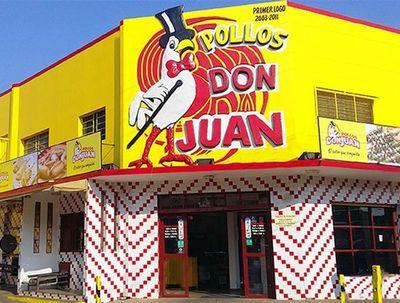 Pollos Don Juan cumple 58 años de arduo trabajo