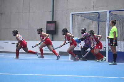 Hockey: Las Aguará caen y cierran terceras
