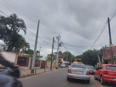 Vecinos del barrio Espíritu Santo estarán sin energía eléctrica