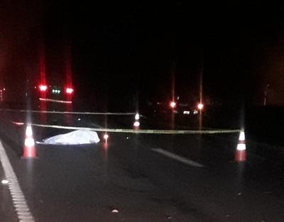Un hombre murió tras ser embestido en Mallorquín