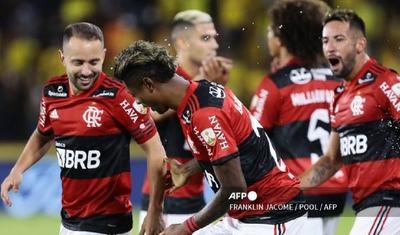 Flamengo es finalista y se cita con Palmeiras en Montevideo
