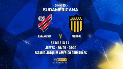 La Sudamericana espera por su segundo finalista