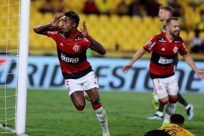 Flamengo: 11 jugadores, 12 pases, 36 segundos y ¡un golazo!