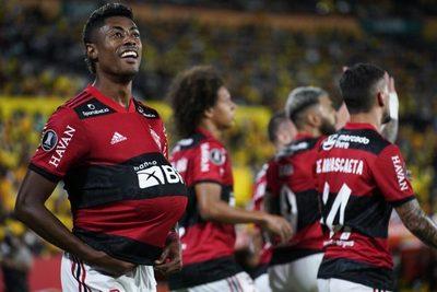 Flamengo disputará la final de la Libertadores con el Palmeiras