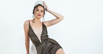 Liz Valdovinos será Paraguay en Miss América Latina