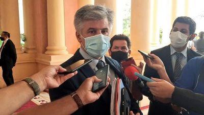 """Arnaldo Giuzzio: """"Hechos vandálicos estaban orquestados"""""""