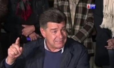 Efraín Alegre enfrentará juicio oral por el caso facturas falsas