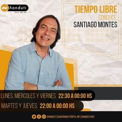 Tiempo Libre con Santi Montes
