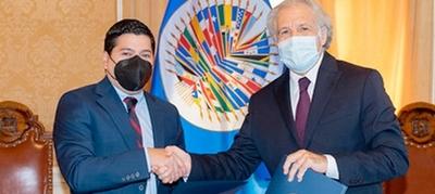 Observadores de la OEA acompañarán elecciones municipales