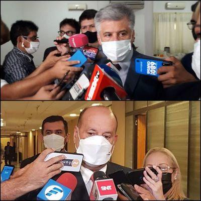 Ministro del Interior habla de intereses oscuros y manipulación de indígenas por parte de políticos