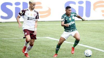 Palmeiras-Flamengo: final brasileña y muy europea