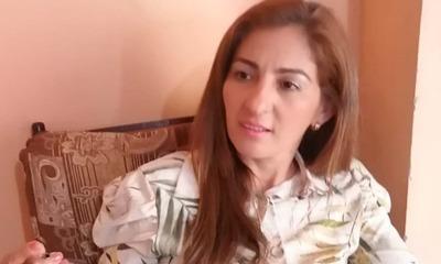 """Floriana Estigarribia: """"Mienten con sus promesas y ahora mienten sobre mí"""""""
