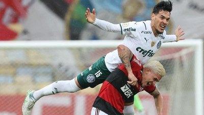Palmeiras-Flamengo, una final de Libertadores brasileña y muy 'europea'
