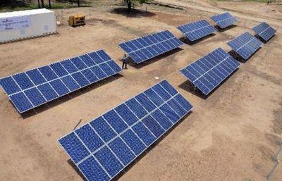 Primera planta de energía solar ya está en fase licitatoria