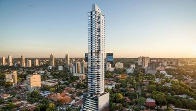 Sudameris: financiamiento en pozo para adquirir unidades en Petra Tower (el edificio más alto de Paraguay)
