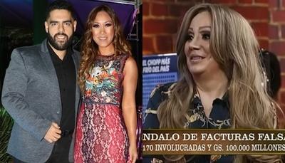 La parodia de Clara Franco que molestó a Yolanda y su novio