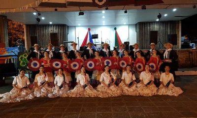 Ballet misionero en Asunción  y cita gastronómica, de artesanía  y antigüedades en Palma