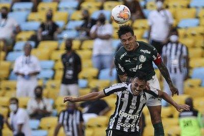 La cuarta final entre brasileños en la historia de la Copa Libertadores