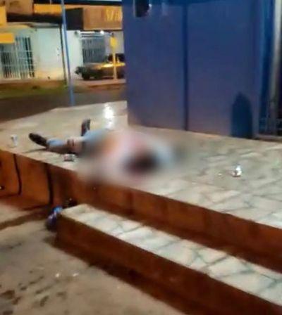 Asesinan a candidato a concejal en Pedro Juan
