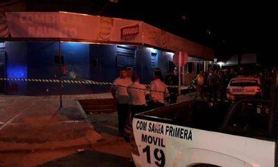 VIDEO: Matan a candidato a concejal en Pedro Juan Caballero