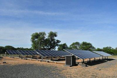 ANDE CONSTRUIRÁ LA PRIMERA PLANTA DE ENERGÍA SOLAR EN ALTO PARAGUAY