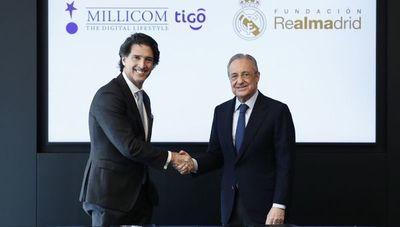 Alianza entre Real Madrid y Millicom-Tigo incluye a Paraguay entre beneficiarios