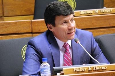 """Diputado Walter Harms: """"La Aduana es un antro de delincuentes"""""""