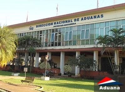 Aduanas reporta recaudación récords a nivel país