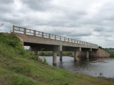 Anuncian construcción de 687 metros lineales de puentes en seis departamentos