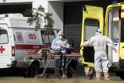 Rusia registró un récord de muertes por coronavirus por cuarto día consecutivo
