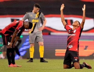 Athletico Paranaense jugará la final con Bragantino